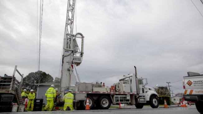 "The California Report: ""Relaxed Rules at Center of Debate Over Leaking Underground Fuel Tanks"""