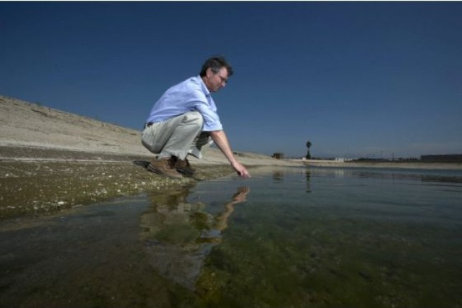 "OC Register Article: ""Scientists: Rules on leaking tanks worrisome"""